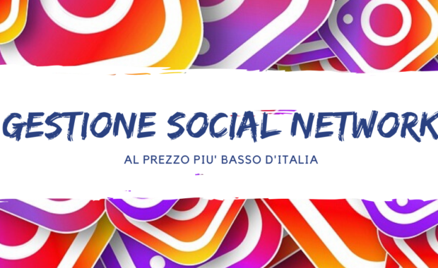 Gestione Profili Instagram Milano